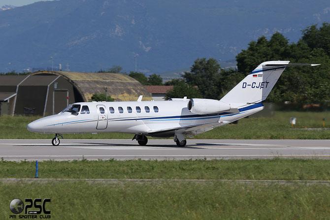 D-CJET Ce525B 525B-0349 Air Hamburg nov10