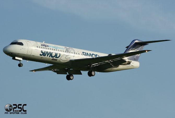 Nonostante le difficoltà finanziarie la compagnia Alpi Eagles continuerà le operazioni fino al 2008