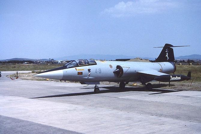 MM6873 4-9 F-104S-ASA-M 1173 Grosseto (GR)