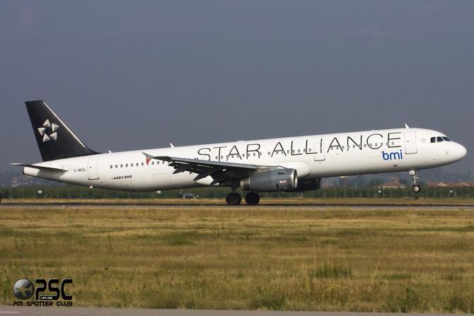 Airbus A321 - MSN 1174 - G-MIDL @ Aeroporto di Verona © Piti Spotter Club Verona