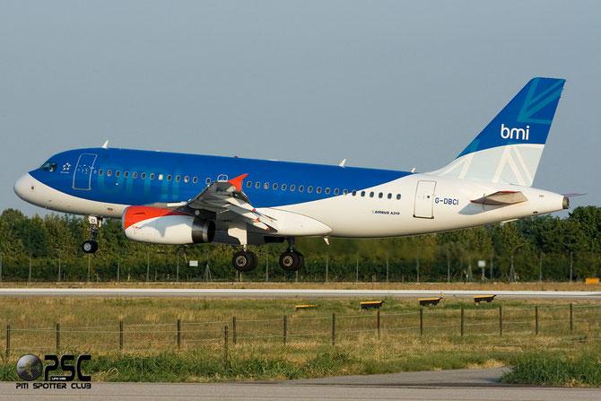 Airbus A319 - MSN 2720 - G-DBCI  @ Aeroporto di Verona © Piti Spotter Club Verona