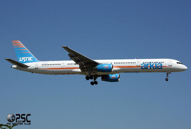 4X-BAU B757-3E7 30178/906 Arkia Israeli Airlines