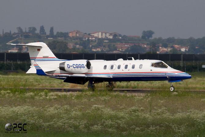 D-CGGG Learjet 31A 31A-227 GAS Air Service