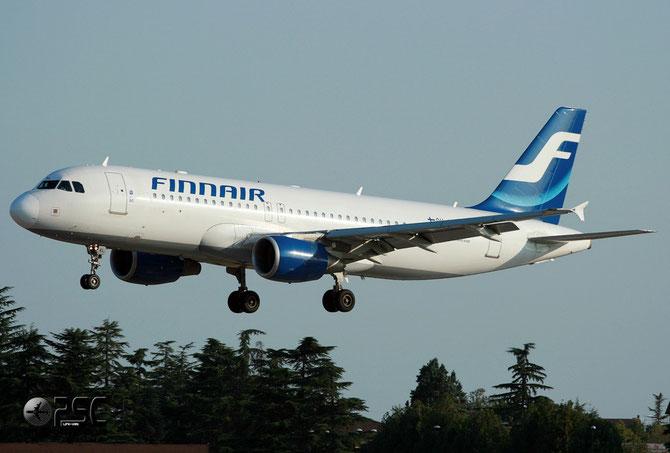 OH-LXL A320-214 2146 Finnair