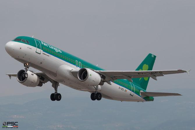 EI-DES A320-214 2635 Aer Lingus @ Aeroporto di Verona © Piti Spotter Club Verona