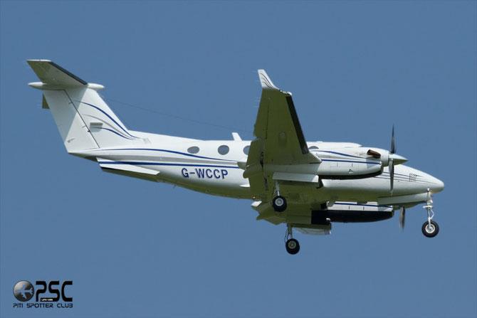 G-WCCP Beech B200 BB-1295 William Cook Aviation Ltd.