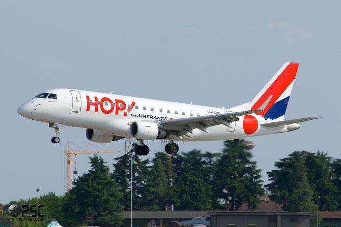 F-HBXL ERJ170LR 17000009 HOP!