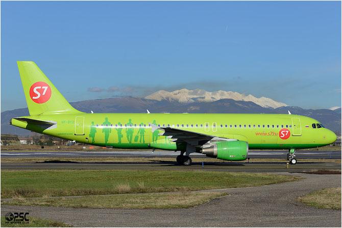Airbus A320 - MSN 3446 - VP-BCZ  @ Aeroporto di Verona © Piti Spotter Club Verona