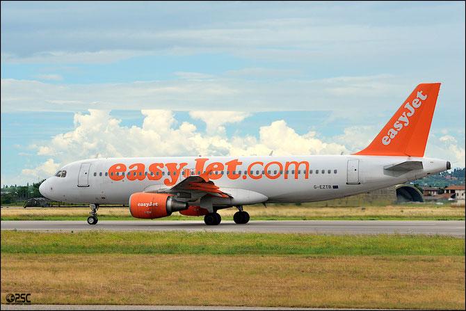 Airbus A320 - MSN 3843 - G-EZTB @ Aeroporto di Verona © Piti Spotter Club Verona