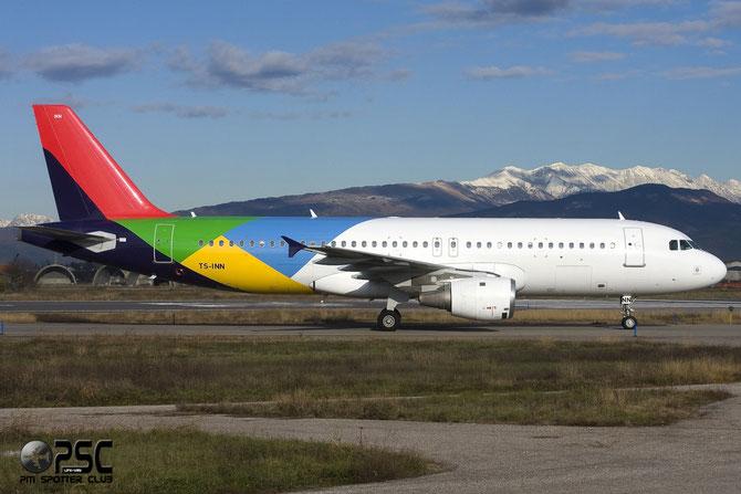TS-INN A320-212 793 Nouvelair Tunisie