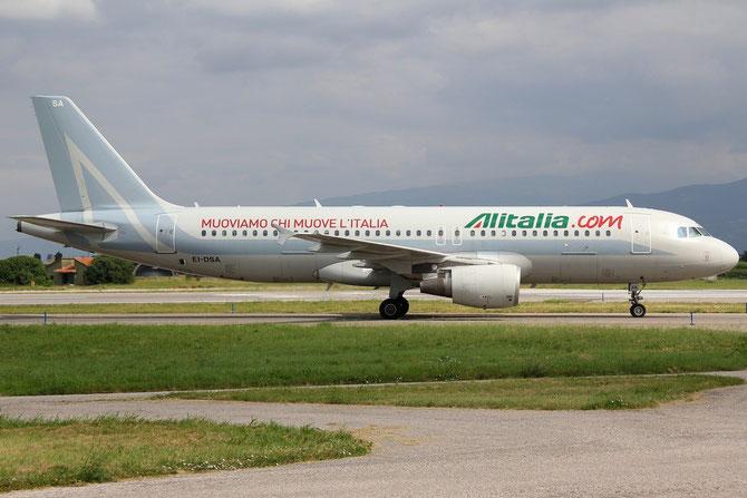Airbus A320 - MSN 2869 - EI-DSA @ Aeroporto di Verona © Piti Spotter Club Verona