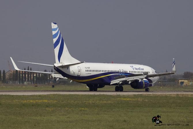 VQ-BDP B737-8Q8 28221/226 NordStar Airlines @ Aeroporto di Verona © Piti Spotter Club Verona