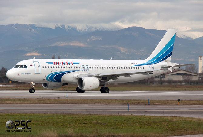 Airbus A320 - MSN 2419 - VP-BHZ  @ Aeroporto di Verona © Piti Spotter Club Verona