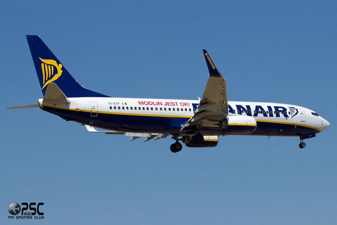 Boeing 737 Next Gen - MSN 40291 - EI-EVF  @ Aeroporto di Verona © Piti Spotter Club Verona