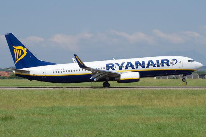 Boeing 737 Next Gen - MSN 35019 - EI-EFX @ Aeroporto di Verona © Piti Spotter Club Verona