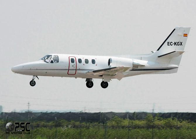 EC-KGX Ce501 501-0061/436 Pirinair Express S.L.