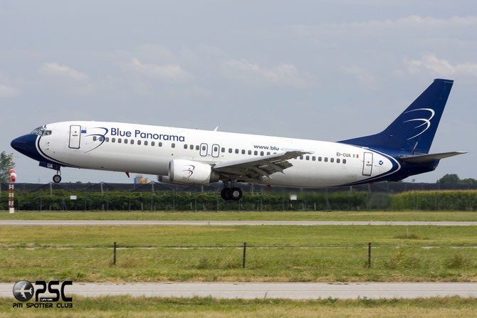Boeing 737 - MSN 24901 - EI-CUA  @ Aeroporto di Verona © Piti Spotter Club Verona
