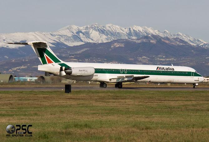 McDonnell Douglas MD-80/90 - MSN 53217 - I-DATE @ Aeroporto di Verona © Piti Spotter Club Verona