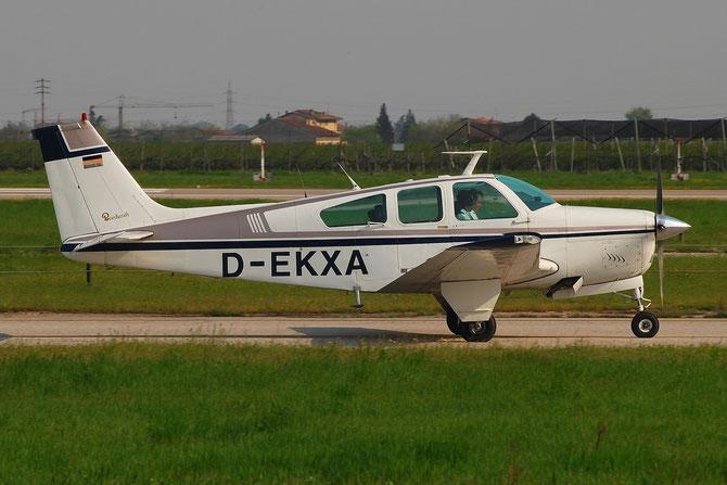 D-EKXA Beech F33C Bonanza BE33 CJ-29