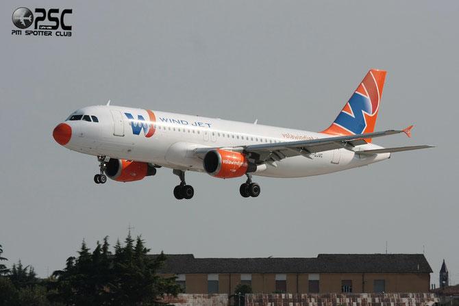 F-GJVC A320-211 204 Wind Jet @ Aeroporto di Verona © Piti Spotter Club Verona