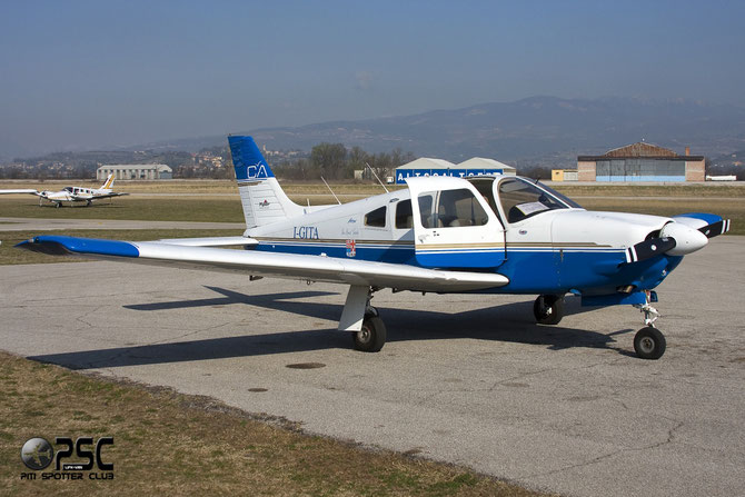 I-GITA -  Piper PA-28 Arrow