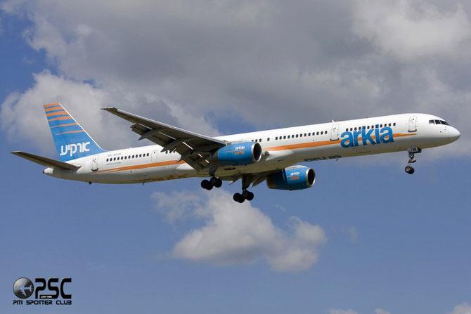 4X-BAW B757-3E7 30179/912 Arkia Israeli Airlines