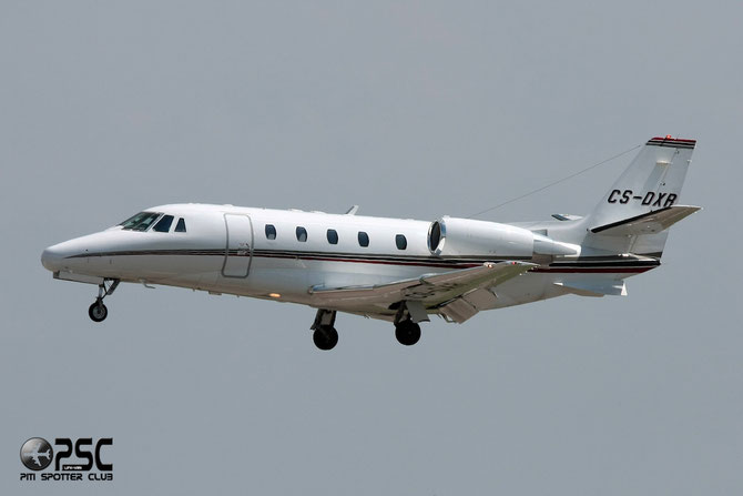 CS-DXR Ce560XLS 560-5748 NetJets Europe