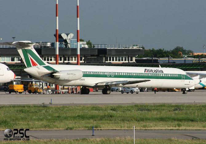 McDonnell Douglas MD-80/90 - MSN 49211 - I-DAWV  @ Aeroporto di Verona © Piti Spotter Club Verona