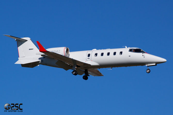 N88MZ Learjet 60XR 60-411 EF Equipment LLC