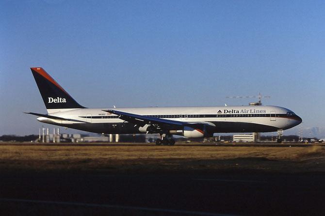 N169DZ B767-332ER 29689/706 Delta Air Lines