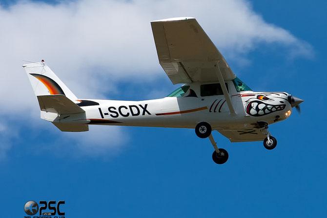 I-SCDX - Elifriulia - Reims-Cessna F152