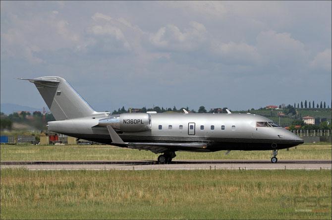 N360PL CL-604 5303 Taylorspring Pty Ltd. @ Aeroporto di Verona © Piti Spotter Club Verona