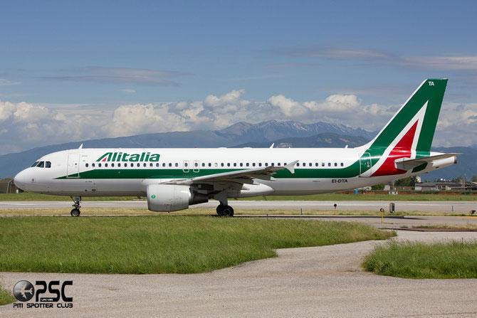 Airbus A320 - MSN 3732 - EI-DTA @ Aeroporto di Verona © Piti Spotter Club Verona