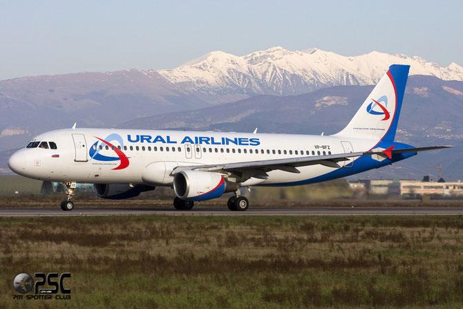 Airbus A320 - MSN 735 - VP-BFZ  @ Aeroporto di Verona © Piti Spotter Club Verona