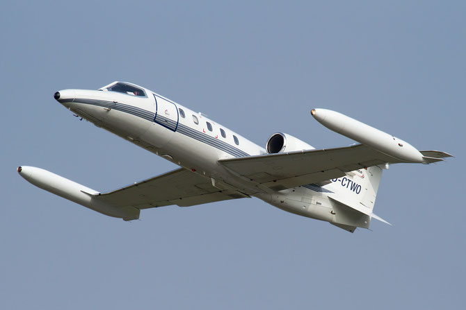 D-CTWO Learjet 35A 35A-504 Air Alliance Express AG & Co