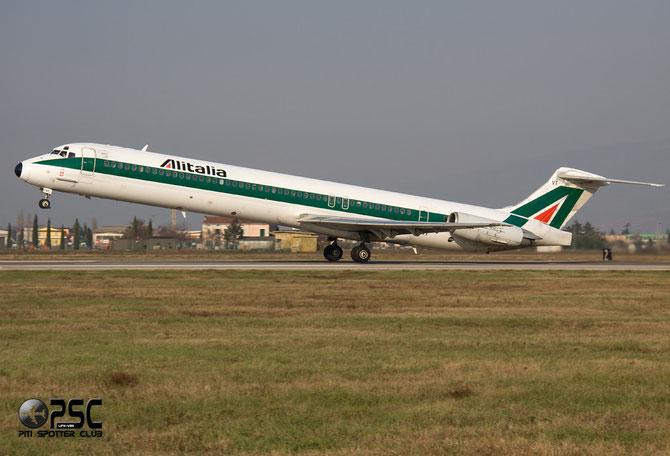 McDonnell Douglas MD-80/90 - MSN 49552 - I-DAVT  @ Aeroporto di Verona © Piti Spotter Club Verona