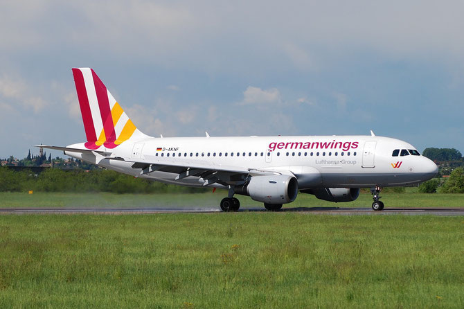 D-AKNF A319-112 646 Germanwings
