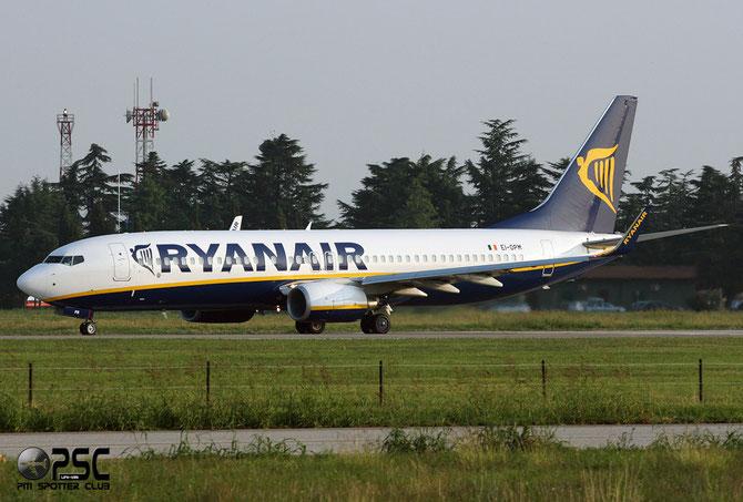 Boeing 737 Next Gen - MSN 33640 - EI-DPM @ Aeroporto di Verona © Piti Spotter Club Verona