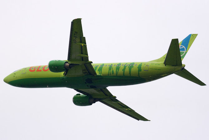 Boeing 737 - MSN 24231 - VP-BTH  @ Aeroporto di Verona © Piti Spotter Club Verona
