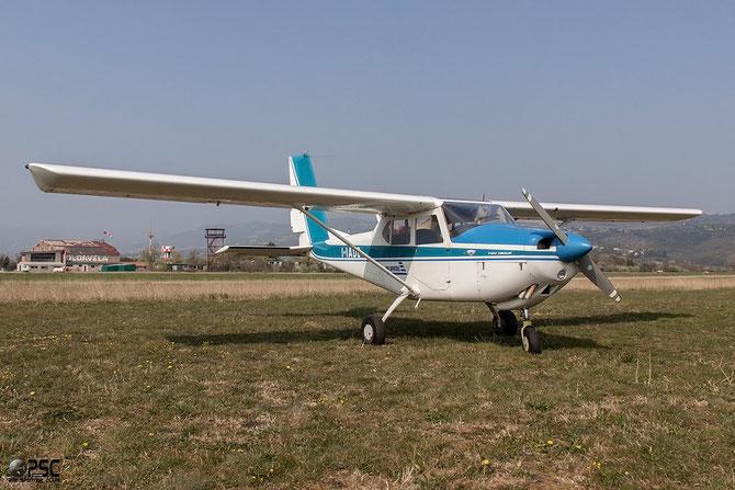 I-IADE Partenavia P-66 C @ Aeroporto Verona Boscomantico © Piti Spotter Club Verona