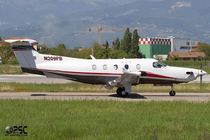 N209PB PC-12/45 609 Meaulnes Aviation Inc.