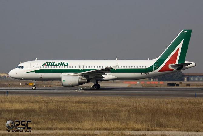 Airbus A320 - MSN 3412 - EI-DSN  @ Aeroporto di Verona © Piti Spotter Club Verona