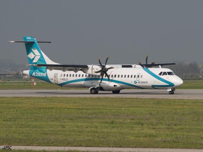 ATR 72 - MSN 585 - I-ADLO  @ Aeroporto di Verona © Piti Spotter Club Verona