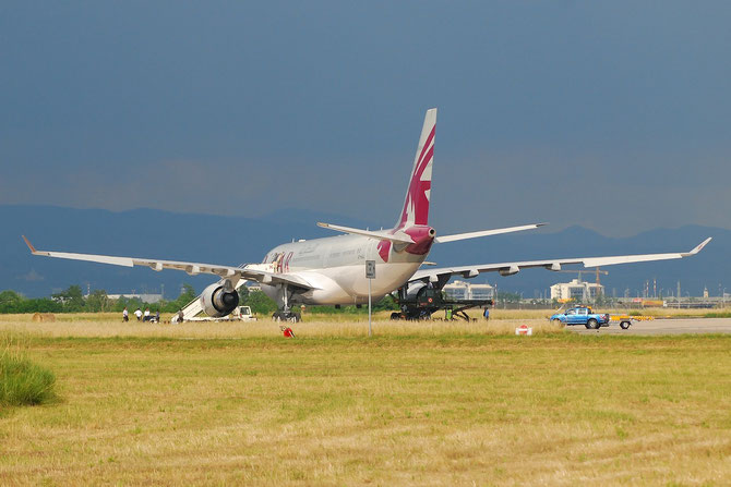 A7-HJJ A330-202 487 Government of Qatar - Qatar Airways Amiri Flight