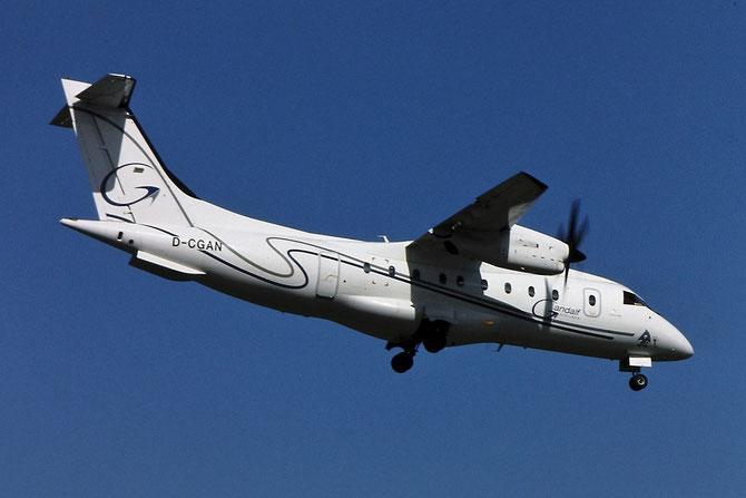 3112  Dornier 328-110 D-CGAN Gandalf Airlines
