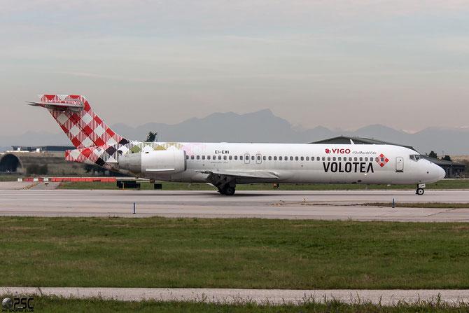 EI-EWI B717-2BL 55170/5120 Volotea Air (Vigo Sticker) @ Aeroporto di Verona © Piti Spotter Club Verona