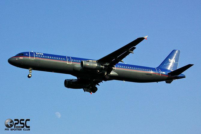 Airbus A321 - MSN 1207 - G-MIDM @ Aeroporto di Verona © Piti Spotter Club Verona