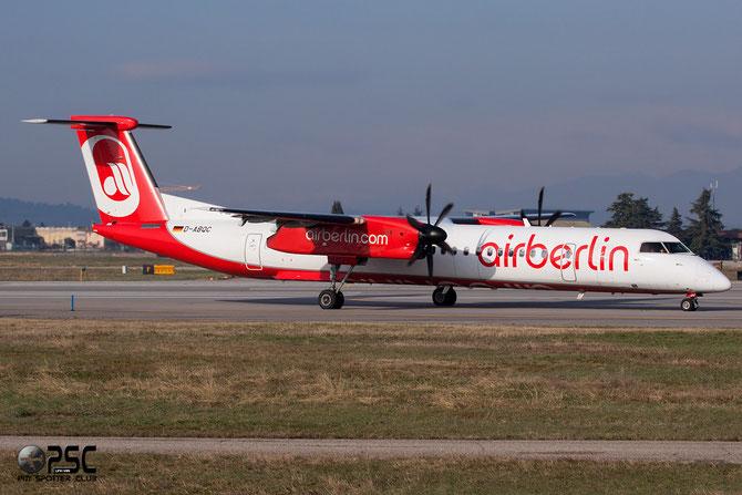 D-ABQC DHC-8-402 4231 Air Berlin