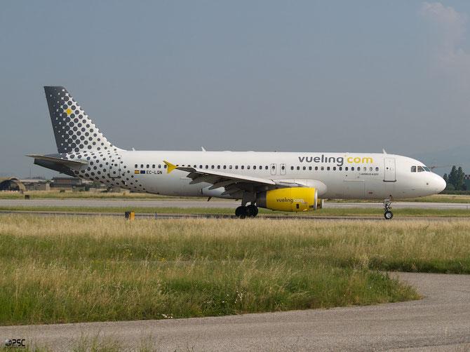 Airbus A320 - MSN 2168 - EC-LQN  @ Aeroporto di Verona © Piti Spotter Club Verona