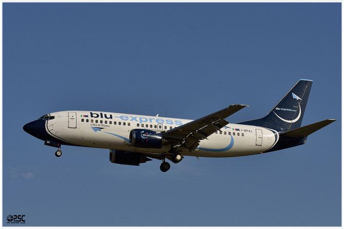 Boeing 737 - MSN 29060 - I-BPAI @ Aeroporto di Verona © Piti Spotter Club Verona